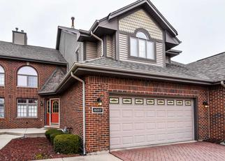 Pre Foreclosure in Tinley Park 60477 MISTY LN - Property ID: 1304572725
