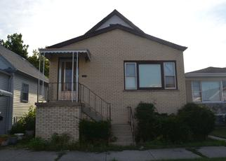 Pre Foreclosure in Chicago 60634 N NOTTINGHAM AVE - Property ID: 1304599431