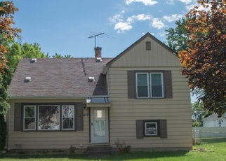 Pre Foreclosure in Bridgeview 60455 S THOMAS AVE - Property ID: 1304618716
