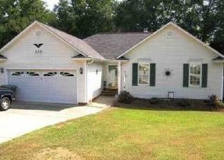 Pre Foreclosure in Fountain Inn 29644 FLAGSTAR CT - Property ID: 1304842517