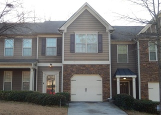Pre Foreclosure in Atlanta 30354 TUFTON TRL SE - Property ID: 1304872742