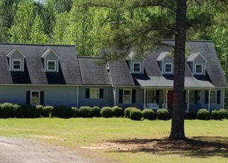 Pre Foreclosure in Forsyth 31029 OLD BRENT RD - Property ID: 1304909527