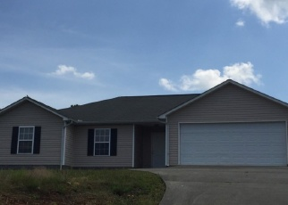 Pre Foreclosure in Chatsworth 30705 JULIE LN - Property ID: 1305013317