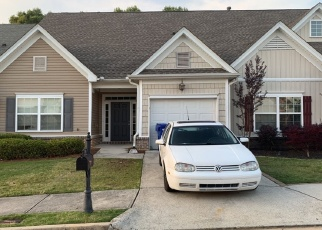 Pre Foreclosure in Dawsonville 30534 RILEY CIR - Property ID: 1305020324