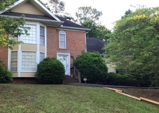Pre Foreclosure in Marietta 30064 MARTIN RIDGE DR SW - Property ID: 1305039605