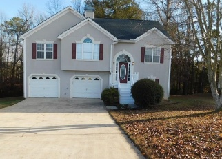 Pre Foreclosure in Lithia Springs 30122 SILVER MOON TRL - Property ID: 1305058882