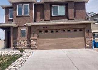 Pre Foreclosure in Fountain 80817 BUCKHEAD PL - Property ID: 1305320340