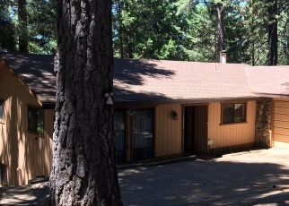 Pre Foreclosure in Pollock Pines 95726 BEGONIA DR - Property ID: 1305330414