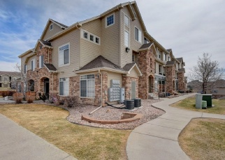 Pre Foreclosure in Castle Rock 80104 BLACK FEATHER LOOP - Property ID: 1305346176