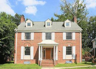 Pre Foreclosure in Washington 20012 16TH ST NW - Property ID: 1305362834