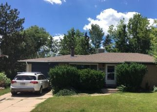 Pre Foreclosure in Englewood 80110 W SARATOGA AVE - Property ID: 1305404886