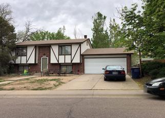 Pre Foreclosure in Aurora 80015 E TUFTS AVE - Property ID: 1305442990