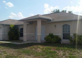 Pre Foreclosure in Cape Coral 33909 NE 7TH AVE - Property ID: 1305496408