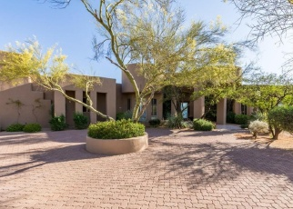 Pre Foreclosure in Scottsdale 85255 E HAPPY VALLEY RD - Property ID: 1306006651