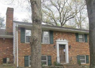 Pre Foreclosure in Fredericksburg 22405 SANDY RIDGE RD - Property ID: 1306304921