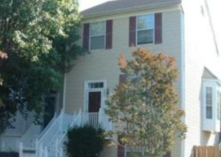 Pre Foreclosure in Leesburg 20176 BLACKSBURG TER NE - Property ID: 1306327687