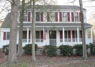 Pre Foreclosure in Richmond 23236 CASTLE GLEN TER - Property ID: 1306334696