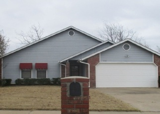 Pre Foreclosure in Broken Arrow 74011 S REDBUD AVE - Property ID: 1306520837