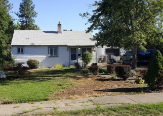 Pre Foreclosure in Spokane 99205 W CROWN AVE - Property ID: 1306676753