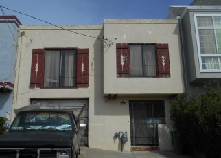 Pre Foreclosure in San Francisco 94134 WILDE AVE - Property ID: 1306795887
