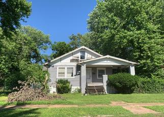Pre Foreclosure in East Saint Louis 62204 N 44TH ST - Property ID: 1306969305