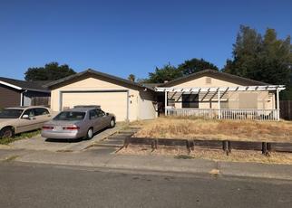Pre Foreclosure in Rocklin 95677 RACETRACK CIR - Property ID: 1307043778