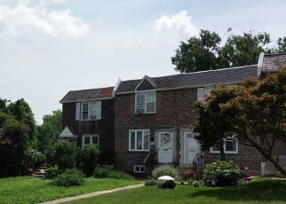 Pre Foreclosure in Clifton Heights 19018 GRAMERCY DR - Property ID: 1307110339