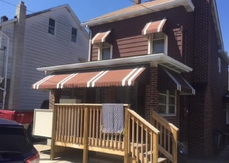 Pre Foreclosure in Nesquehoning 18240 W CATAWISSA ST - Property ID: 1307316178