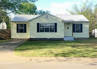 Pre Foreclosure in Ardmore 73401 DAVIS ST NW - Property ID: 1307459855
