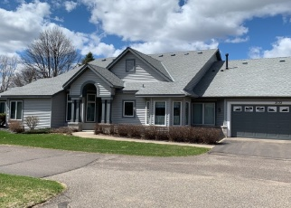 Pre Foreclosure in Saint Paul 55110 MANITOU DR - Property ID: 1308126892