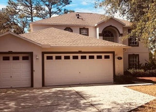 Pre Foreclosure in Homosassa 34446 HAZELWOOD CT S - Property ID: 1308236374