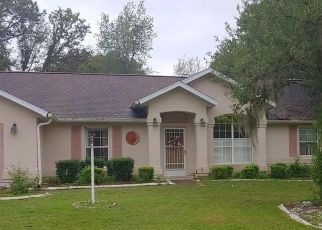Pre Foreclosure in Ocala 34476 SW 107TH ST - Property ID: 1308281488