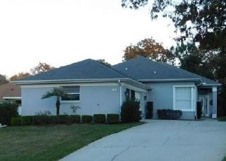 Pre Foreclosure in Homosassa 34446 BYRSONIMA CT S - Property ID: 1308309969