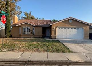 Pre Foreclosure in Delano 93215 EL CAPITAN DR - Property ID: 1308638432
