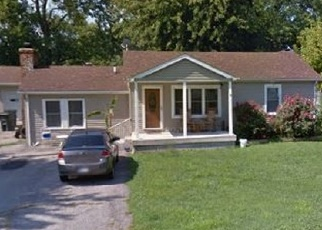 Pre Foreclosure in Charlestown 47111 EDGEWOOD DR - Property ID: 1308701953