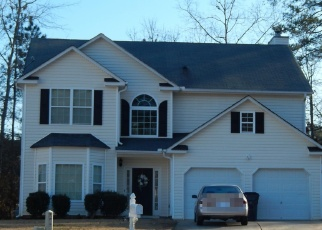 Pre Foreclosure in Douglasville 30135 ELGIN CT - Property ID: 1309209108