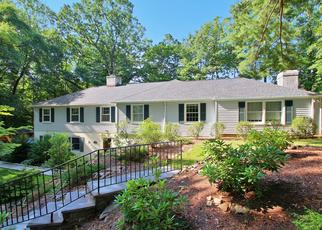 Pre Foreclosure in Darien 06820 TORY HOLE RD - Property ID: 1309355842