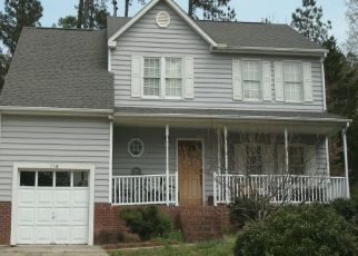 Pre Foreclosure in Durham 27713 WOOD VALLEY CT - Property ID: 1309385171