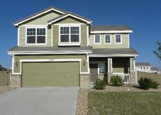 Pre Foreclosure in Castle Rock 80104 ARDMORE ST - Property ID: 1309389560