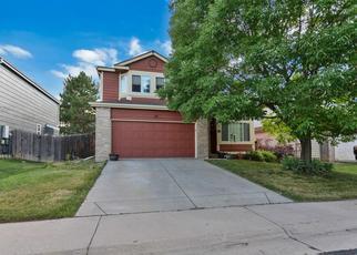 Pre Foreclosure in Castle Rock 80104 S CARLTON ST - Property ID: 1309391756