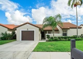 Pre Foreclosure in Deerfield Beach 33442 COLUMBIA CT - Property ID: 1309410138