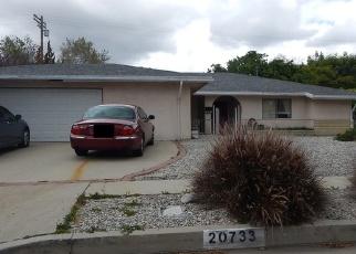 Pre Foreclosure in Winnetka 91306 LONDELIUS ST - Property ID: 1309505624