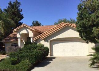 Pre Foreclosure in Murrieta 92562 FUSCHIA CT - Property ID: 1309512184