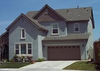 Pre Foreclosure in Tracy 95377 FAMOSO CT - Property ID: 1309596730