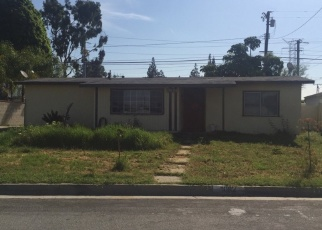 Pre Foreclosure in Glendora 91740 CHARVERS AVE - Property ID: 1309614682