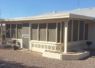 Pre Foreclosure in Sun City 85351 W KELSO DR - Property ID: 1309625633