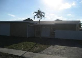 Pre Foreclosure in Fort Lauderdale 33313 NW 70TH AVE - Property ID: 1309647979