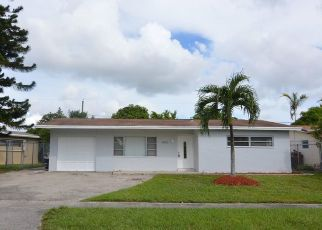 Pre Foreclosure in Fort Lauderdale 33322 NW 24TH PL - Property ID: 1309692192
