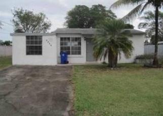 Pre Foreclosure in Pompano Beach 33063 NW 27TH ST - Property ID: 1309780675