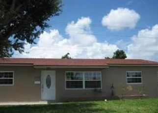 Pre Foreclosure in Pompano Beach 33060 NW 2ND TER - Property ID: 1309891927